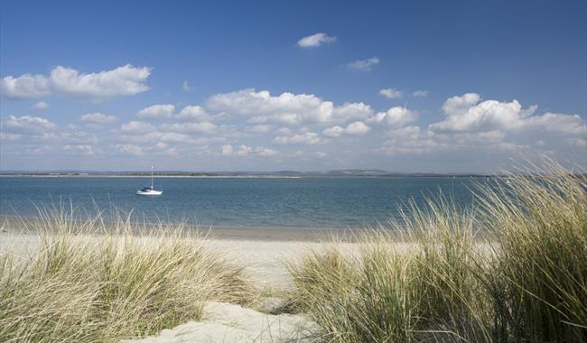 East Head West Wittering Natural Feature In Chichester