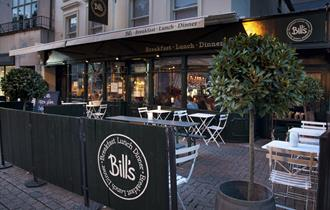 Bill's Restaurant & Bar – Eastbourne