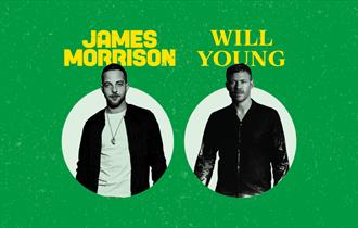James Morrison and Will Young Forest Live