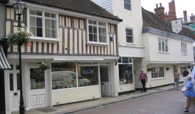 Faversham Tourist Information Centre