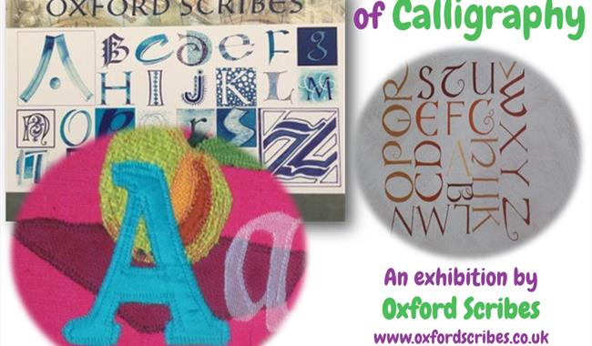 A-Z and everything in-between: A celebration of calligraphy
