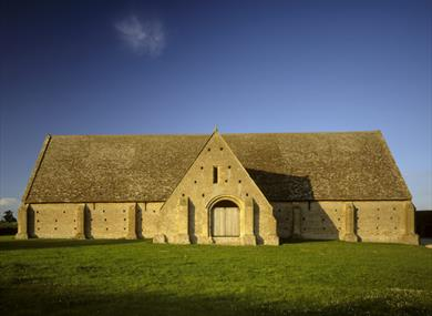 Great Coxwell Barn