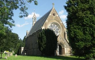 St Mary's Church, Itchen Stoke