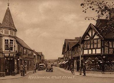 History of Haslemere - An Exhibition at Haslemere Museum