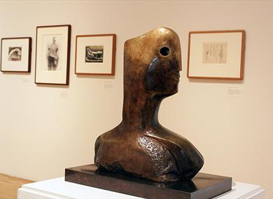 Henry Moore's Life, Influences and Legacy