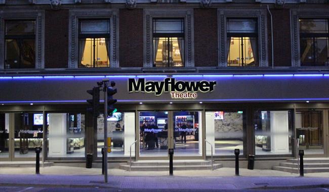 Restaurant Near The Mayflower Southampton