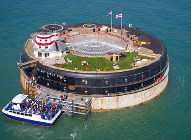 Solent Forts – No Man's Fort