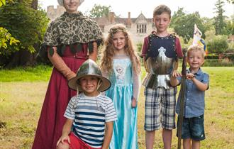 Knights & Princesses School at Hever Castle