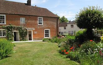 Jane Autsen's House in the Village of Chawton