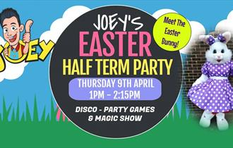 Joeys Easter Party