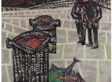 John Minton and the Romantic Tradition: The Ingram Collection