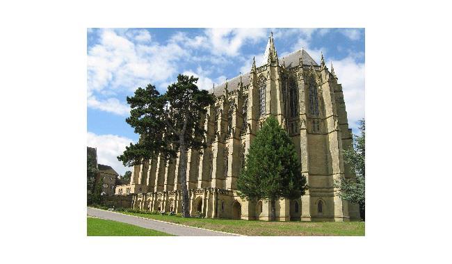 Lancing College Chapel Church Chapel In Lancing