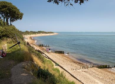 Lepe Country Park