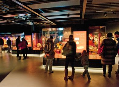 Mary Rose Museum at Portsmouth Historic Dockyard