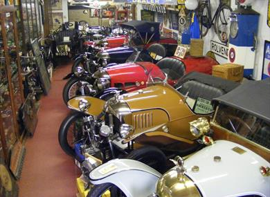 C M Booth Collection of Historic Vehicles