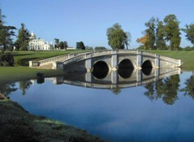 Stoke Park Clubhouse and Bridge