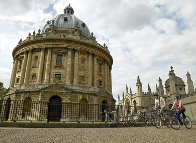 Radcliffe Camera in Oxford, Oxfordshire
