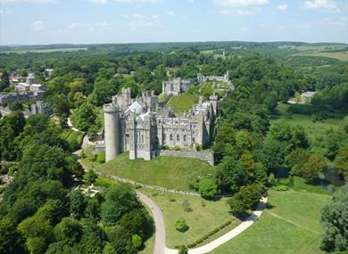 What's on this week at Arundel Castle & Gardens