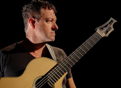 Richard Durrant Guitar Music Concert