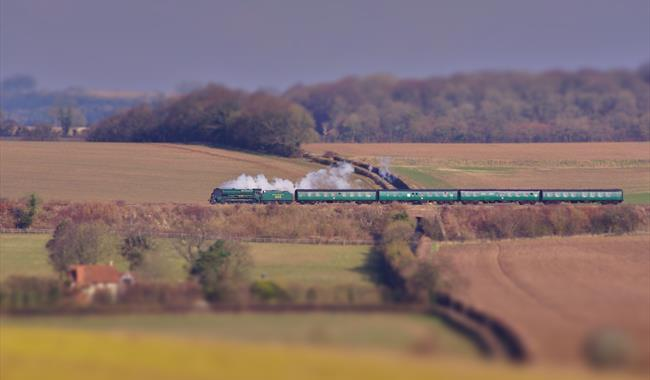Mid-Hants Railway 'Watercress Line'