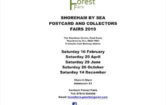 Shoreham Postcard and Collectibles Fair