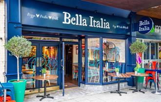Bella Italia Southampton Above Bar