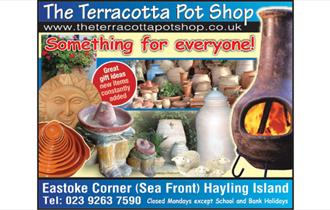 The Terracotta Pot Shop