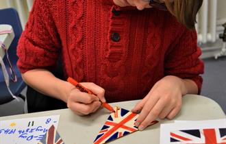 Easter Family Fun: VE Day