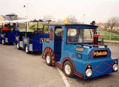 Bognor Regis Seafront Train
