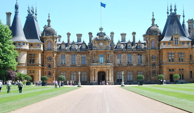 Waddesdon Manor copyright Kirsty Johnson