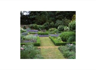 Wellingham Walled Herb Garden