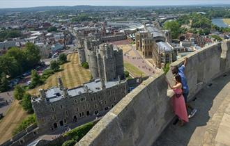 Try your hand at drawing at Windsor Castle