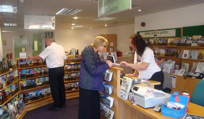 Witney Visitor Information Centre