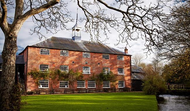 Whitchurch Silk Mill