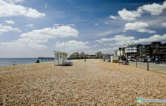Bognor Regis East Beach