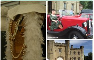 Chiddingstone Castle Summer Vintage Fair