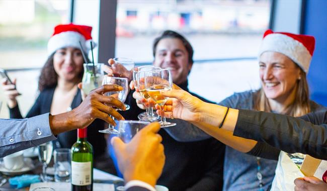 Christmas with City Cruises