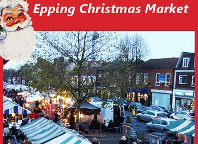 Epping Christmas Market 6 December 2019