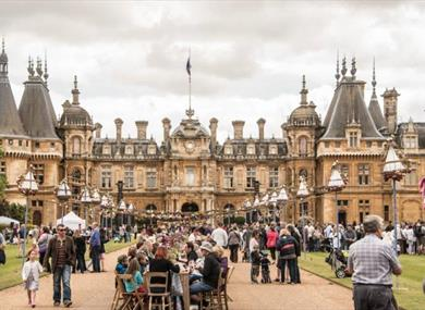 feast 2017 at waddesdon manor participatory event in. Black Bedroom Furniture Sets. Home Design Ideas