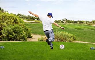 FootGolf at Hinksey Heights