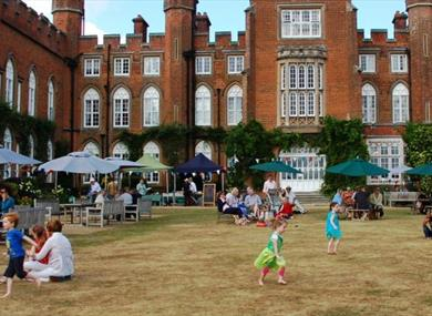 Cumberland Lodge 70th anniversary Garden Party