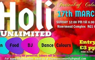 Holi Unlimited - Festival of Colours 2019