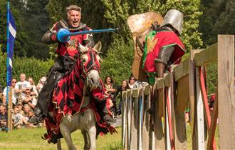 Jousting Events at Hever Castle - SELECT DATES