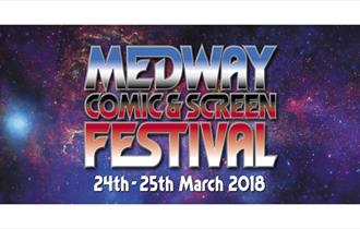 Medway Comic & Screen Festival 2018