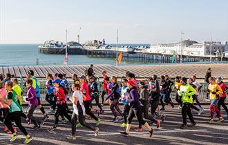 The Grand Brighton Half Marathon 2019