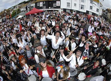 Pirates in Hastings