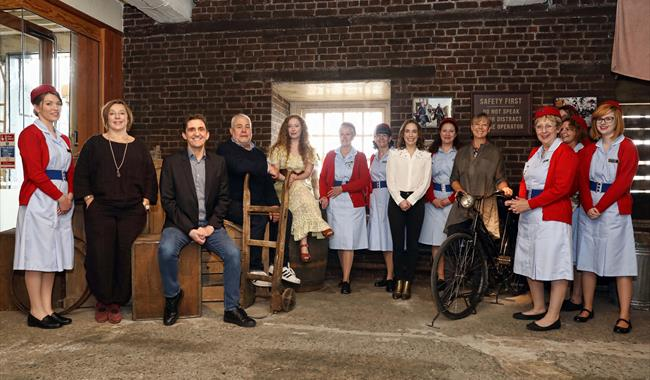 Call the Midwife Official Location Tours