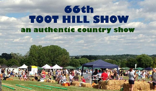 Toot Hill Show, an authentic country show.