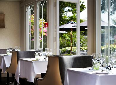 Rowhill Grange Hotel and Spa - restaurant